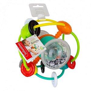 Brinquedo Interativo Bola de atividade Interativa Infantino