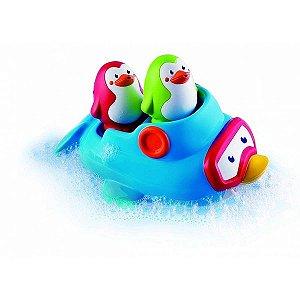 Brinquedo de Banho Pinguins Infantino