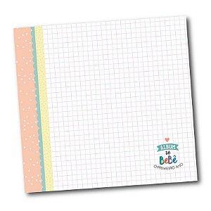 Álbum do Bebê Rosa - Coloré