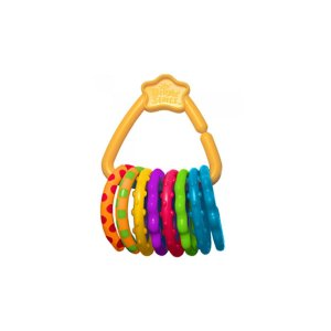 Argolas Divertidas Fun Links - Bright Starts