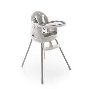 Cadeira de Refeição Jelly Safety 1ST Cinza
