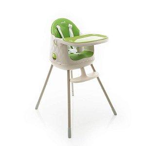 Cadeira de Refeição Jelly Safety 1ST Verde