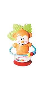 Brinquedo para Cadeirão Macaco Girotondo