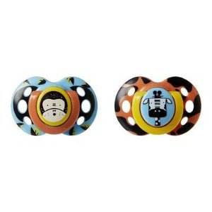 Chupeta Fun Style 18-36 Meses Tommee Tippee Meninos - 2 unidades