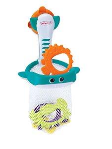 Brinquedo de Banho Pescaria Oceano - Infantino