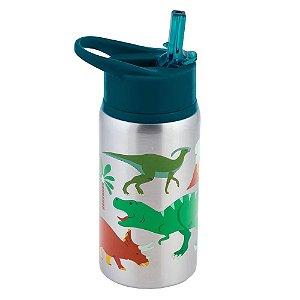 Garrafinha Infantil Inox Dino (F19) - Stephen Joseph