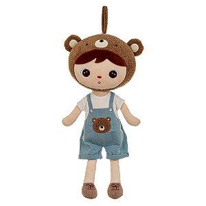 Boneca Metoo Jimbao Boy Bear 33cm