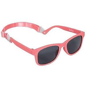 Óculos de Sol com Alça Ajustável Rosa Buba