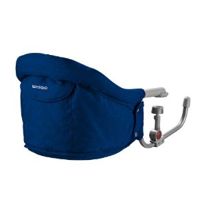 Cadeira de Alimentação de Encaixe em Mesa Easy Firm Azul Weego