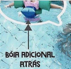Boia Adicional Azul Panda Pool