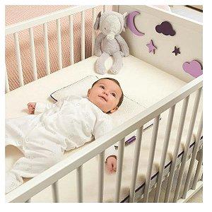 Travesseiro Bebê 23x40cm Clevafoam Clevamama