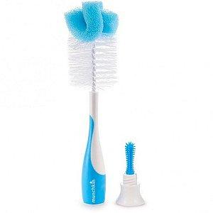 Escova para Mamadeira - Munchkin - Azul