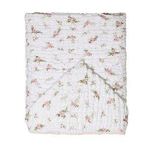 Toalha de Banho Soft c/ Capuz 115x85 Mami Primavera