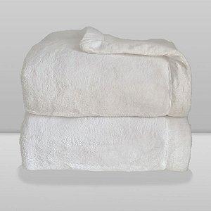 Cobertor Infantil 0,90X1,10 Cosy Branco
