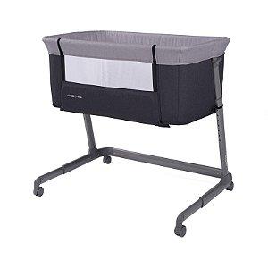 Berço Co-Bed Pluggy Cinza Escuro - Cosco