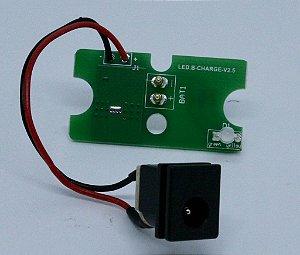 Placa da base do fotopolimerizador Emitter B