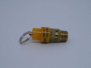 Válvula de segurança para compressores