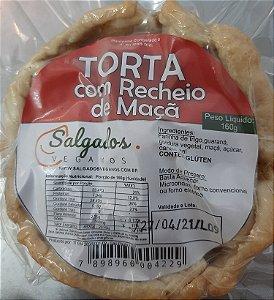 *A TORTA DE MAÇÃ INDIVIDUAL 160g