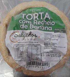 *A TORTA DE BANANA INDIVIDUAL 160g