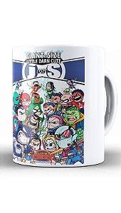 Caneca Geekz Super Herois - Loja Nerd e Geek - Presentes Criativos