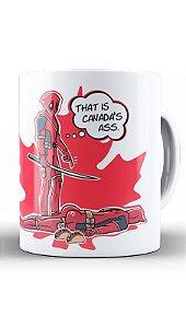 Caneca Geekz Red Man - Loja Nerd e Geek - Presentes Criativos