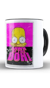 Caneca Geekz Simpsons Serie - Loja Nerd e Geek - Presentes Criativos