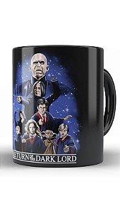 Caneca Geekz Wizard Return of the Dark lord - Loja Nerd e Geek - Presentes Criativos