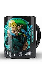 Caneca Geekz The legend of Elf - Link - Loja Nerd e Geek - Presentes Criativos