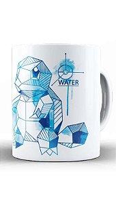 Caneca Geekz Pokemon Water - Loja Nerd e Geek - Presentes Criativos