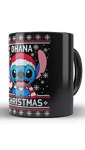 Caneca Geekz Stitch Ohana - Loja Nerd e Geek - Presentes Criativos