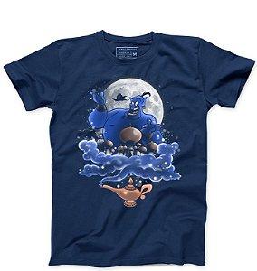 Camiseta Masculina Aladdin - O Gênio da Lâmpada - Loja Nerd e Geek - Presentes Criativos