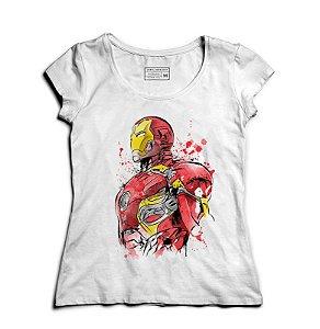 Camiseta Feminina Robot  - Loja Nerd e Geek - Presentes Criativos
