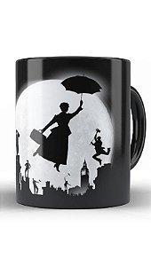 Caneca Geekz Mary Poppins - Loja Nerd e Geek - Presentes Criativos