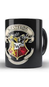 Caneca Geekz Game of Thrones - Loja Nerd e Geek - Presentes Criativos