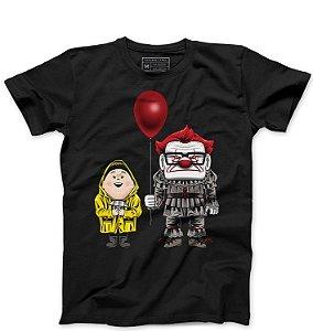 Camiseta Masculina It a Coisa - Loja Nerd e Geek - Presentes Criativos