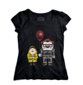 Camiseta Feminina It a Coisa - Loja Nerd e Geek - Presentes Criativos