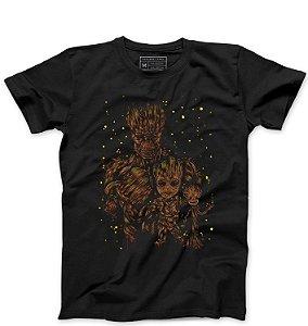 Camiseta Masculina Groot - Loja Nerd e Geek - Presentes Criativos