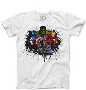 Camiseta Masculina Os Vingança Filme - Loja Nerd e Geek - Presentes Criativos