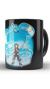 Caneca Geekz Aladino Kingdom Hearts - Loja Nerd e Geek - Presentes Criativos