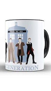Caneca Geekz Doctor Who Serie - Loja Nerd e Geek - Presentes Criativos