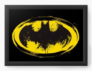 Quadro Decorativo Geekz Batman