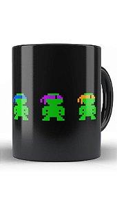 Caneca Geekz Tartarugas Ninjas - Loja Nerd e Geek - Presentes Criativos