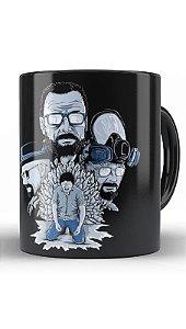 Caneca Geekz Breaking Bad - Loja Nerd e Geek - Presentes Criativos