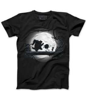 Camiseta Masculina Monstros SA - Loja Nerd e Geek - Presentes Criativos