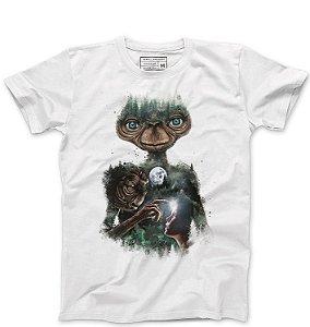 Camiseta Masculina ET O Extraterrestre  - Loja Nerd e Geek - Presentes Criativos