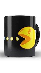 Caneca Geekz Pac-man e Mega man - Loja Nerd e Geek - Presentes Criativos