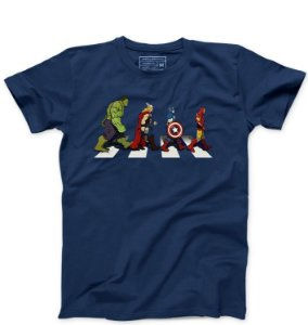 Camiseta Masculina The Vingança - Loja Nerd e Geek - Presentes Criativos
