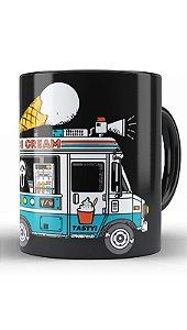 Caneca Geekz Todo Mundo em Panico - Ice Cream - Loja Nerd e Geek - Presentes Criativos