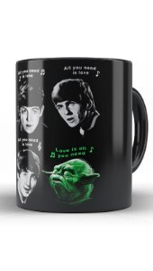 Caneca Geekz The Beatles - Loja Nerd e Geek - Presentes Criativos