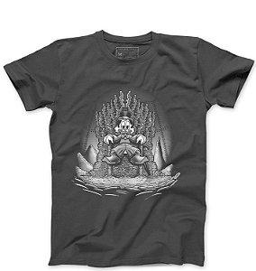 Camiseta Masculina Tio Patinhas - Loja Nerd e Geek - Presentes Criativos